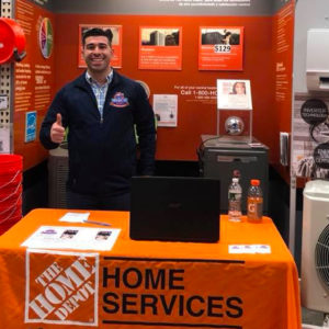 Home Depot Partnership